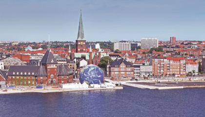 Ansicht Aarhus