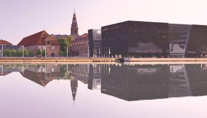 Copenhagen landscape