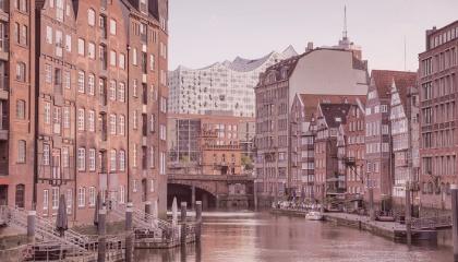Hamburg landscape