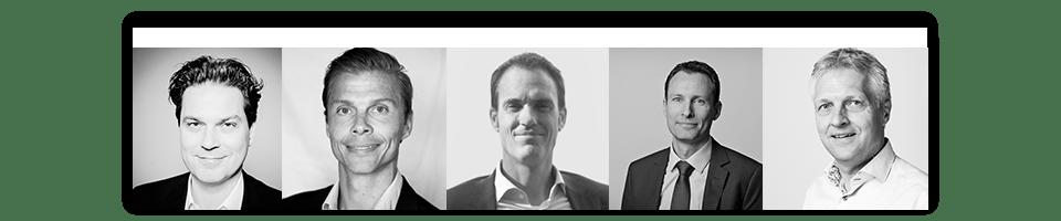 LanguageWire leadership team collage