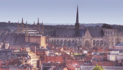 Leuven landscape