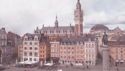 Landschap Lille
