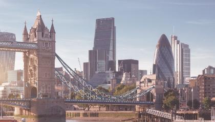 Landschap Londen