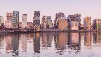 Ansicht Oslo