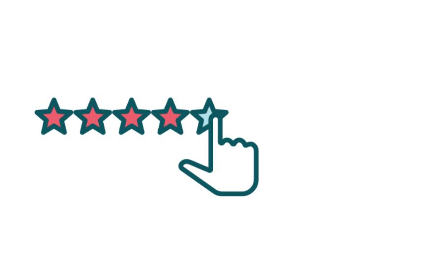 5-stjernet bedømmelse