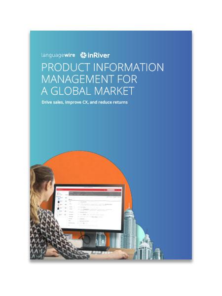 PIM for a Global Market PDF frontpage