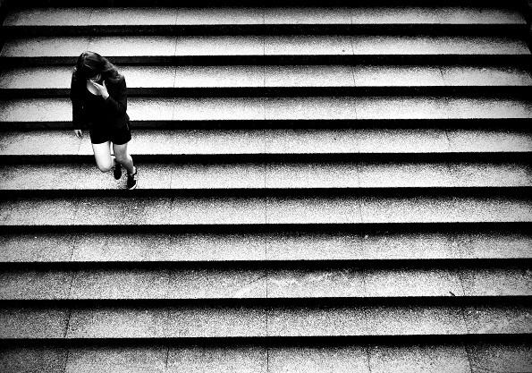 Stairs Magdalena Roeseler