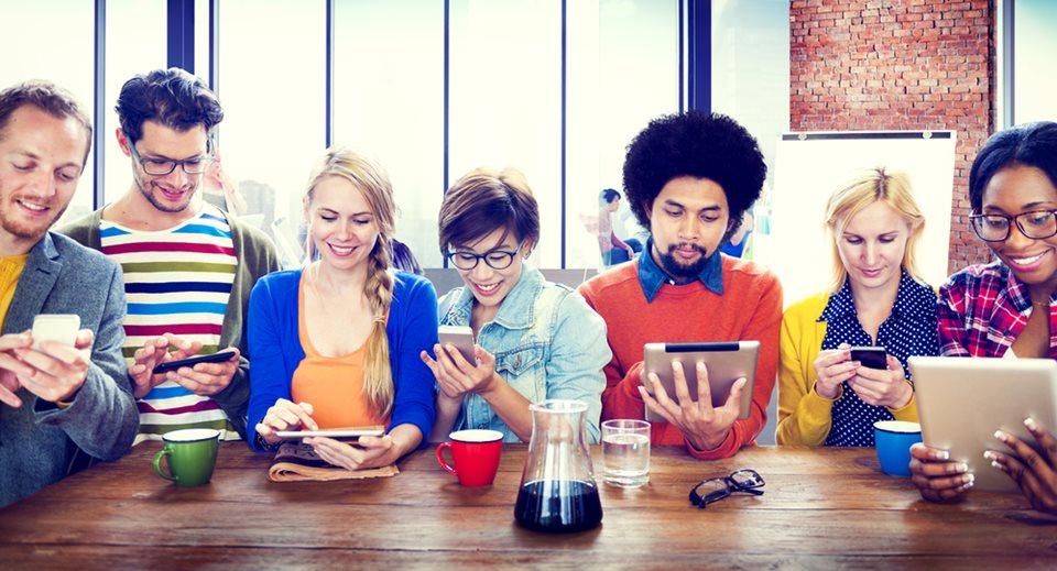 Brug af mobile enheder