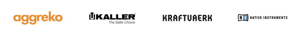Global Content Makers logos