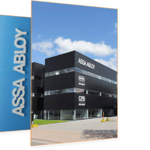 Assa Abloy branded image