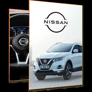 Merkevarebilde fra Nissan