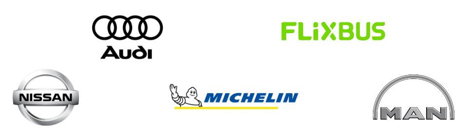 Automotive industry logos