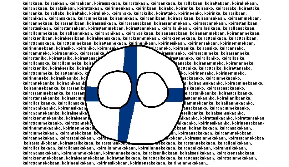 Typical Finnish