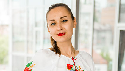 Iryna Kalinina