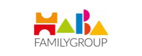 Haba family group logo