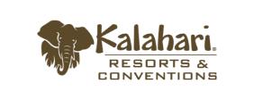 Logo de Kalahari resorts