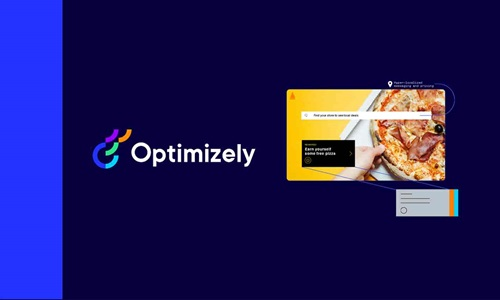 Optimizely branded image