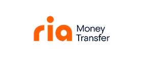 Ria Money Transfers logotyp