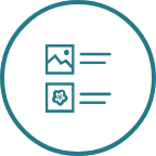 Presentasjons-ikon