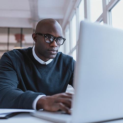 Localisation de cours d'apprentissage en ligne