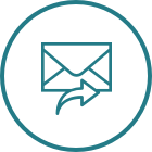 Send e-post-ikon