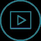 Icône de vidéo