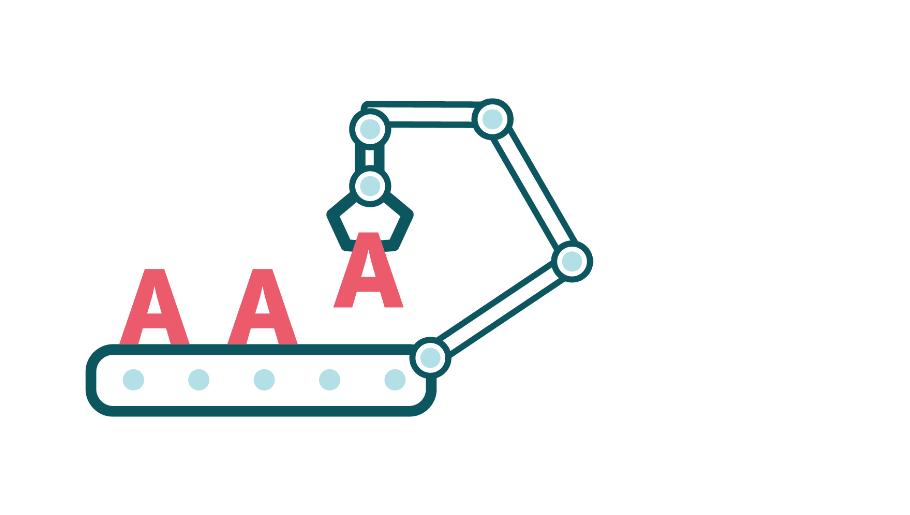 Korrektur – Automatiserte arbeidsflyter