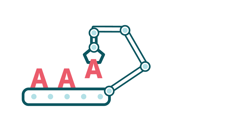 Proofreading - Automated workflows