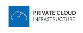 Indicador de infraestructura de nube privada