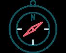 Kompasssymbol