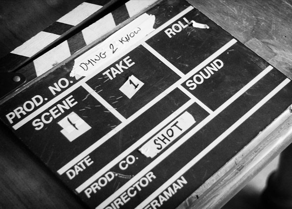 Adapt Video Clapboard