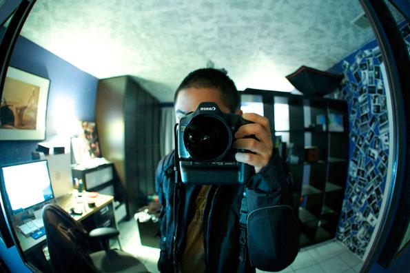 Photo selfie by marc sebastian