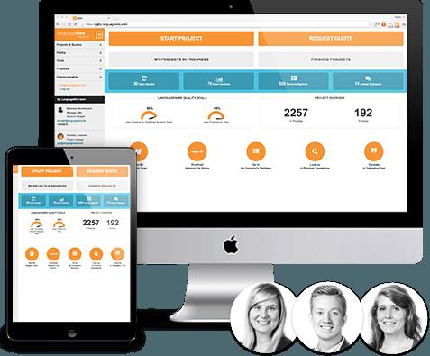 LanguageWire Agito Platform